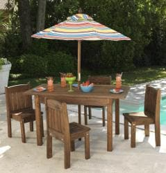 KidKraft Children's Oudoor Umbrella Furniture Set