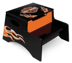 KidKraft Harley Davidson Flames Step n Store