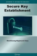 Secure Key Establishment (Paperback)