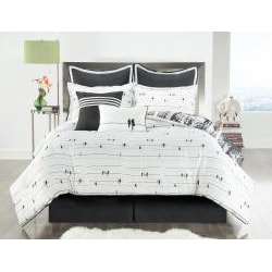Woodland Reversible 8-piece Comforter Set