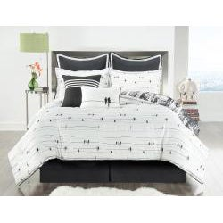 VCNY Woodland Reversible 8-piece Comforter Set