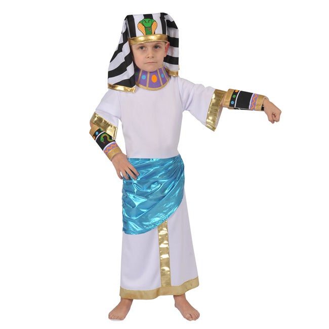 Dress Up America Boys Egyptian Boy Costume 14430291