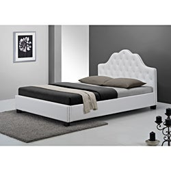 White Queen Size Cassidy Bed