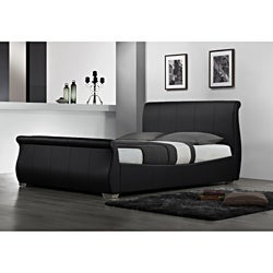 Black King-size Highland Bed