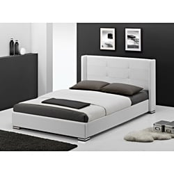 White Queen Size Braden Bed