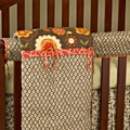 Cotton Tale 4-piece Crib Bedding Set in Peggy Sue