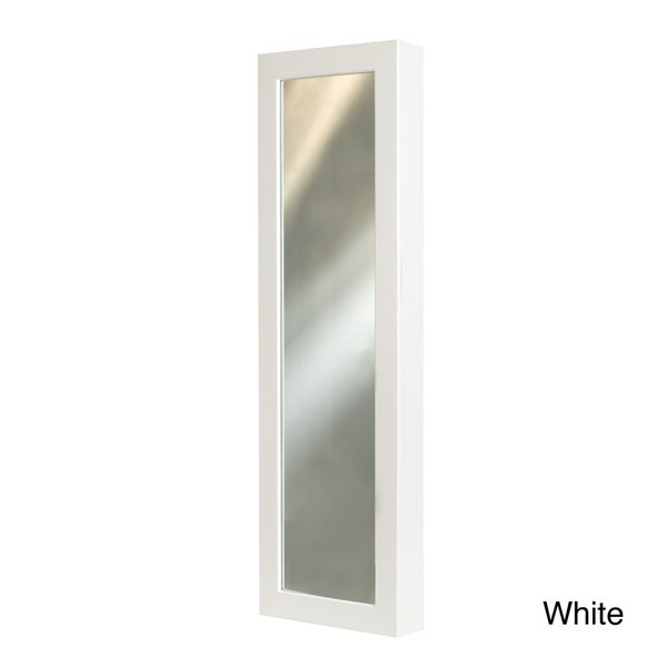 Jewlry Amoire Over the Door Cabinet