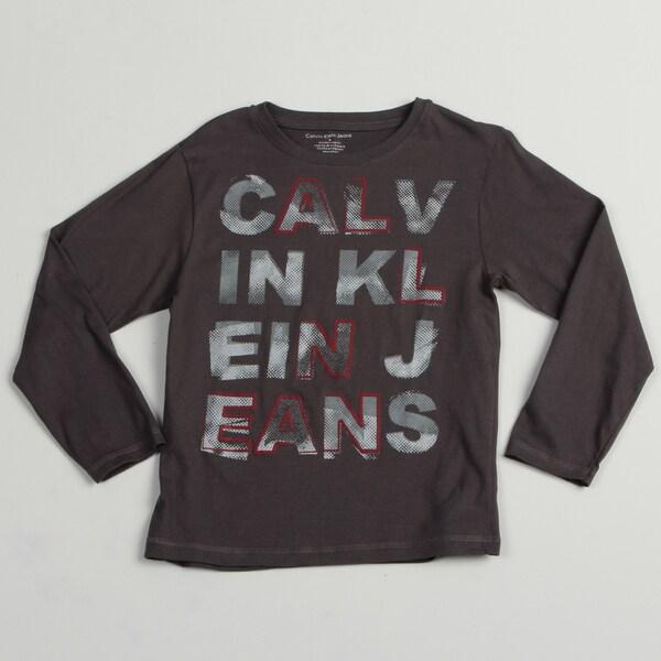 Calvin Klein Jeans Boy's 'Calvin Klein Jeans' Shirt