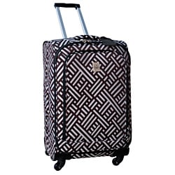 Jenni Chan Signature 360 Quattro Brown Silver 25-inch Spinner Upright