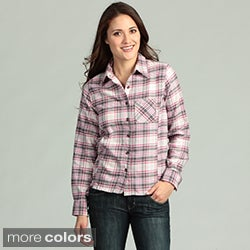 Stormy Kromer Women's Ida Kromer Plaid Shirt
