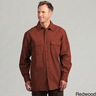 Stormy Kromer Men's Twill Cotton Shirt