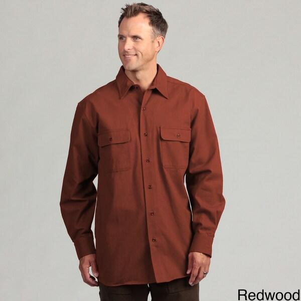 Stormy Kromer Men's Twill Cotton Shirt
