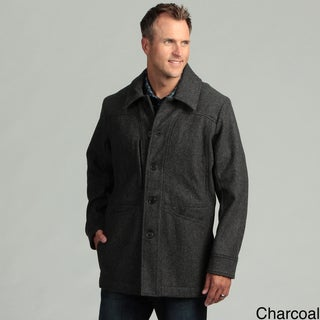 Stormy Kromer Men's Wool Town Coat