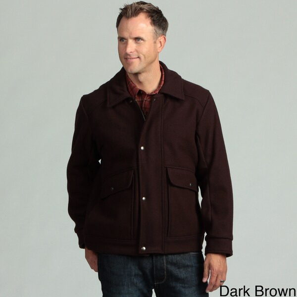 Stormy Kromer Men's Airman Wool-Blend Jacket