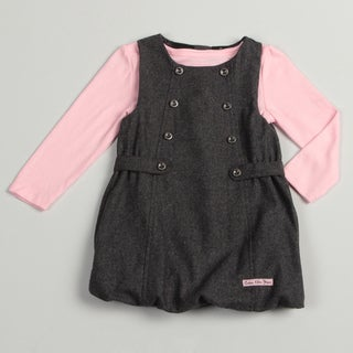 Calvin Klein Toddler Girls Two Piece Set