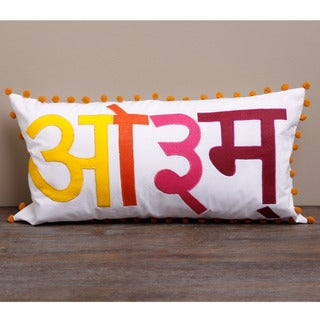 OM Pillow Cover (India)
