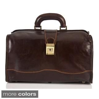 Alberto Bellucci Giotto Italian Leather Bag
