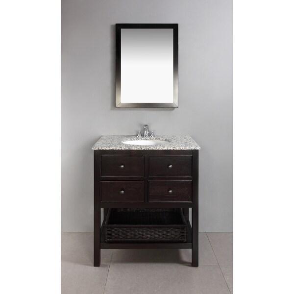 24 inch bathroom vanity and sink