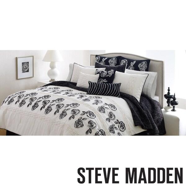 Steve Madden Camille 4-piece Comforter Set