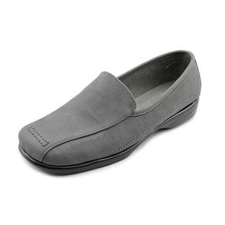 A2 by Aerosoles Women's 'Adrenaline' Grey Loafers