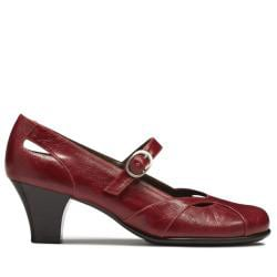 A2 by Aerosoles Marimba Red Mary Jane Pump