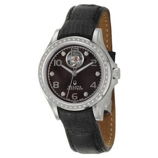 Bulova Accutron Women's 'Kirkwood' Stainless Steel Automatic Watch