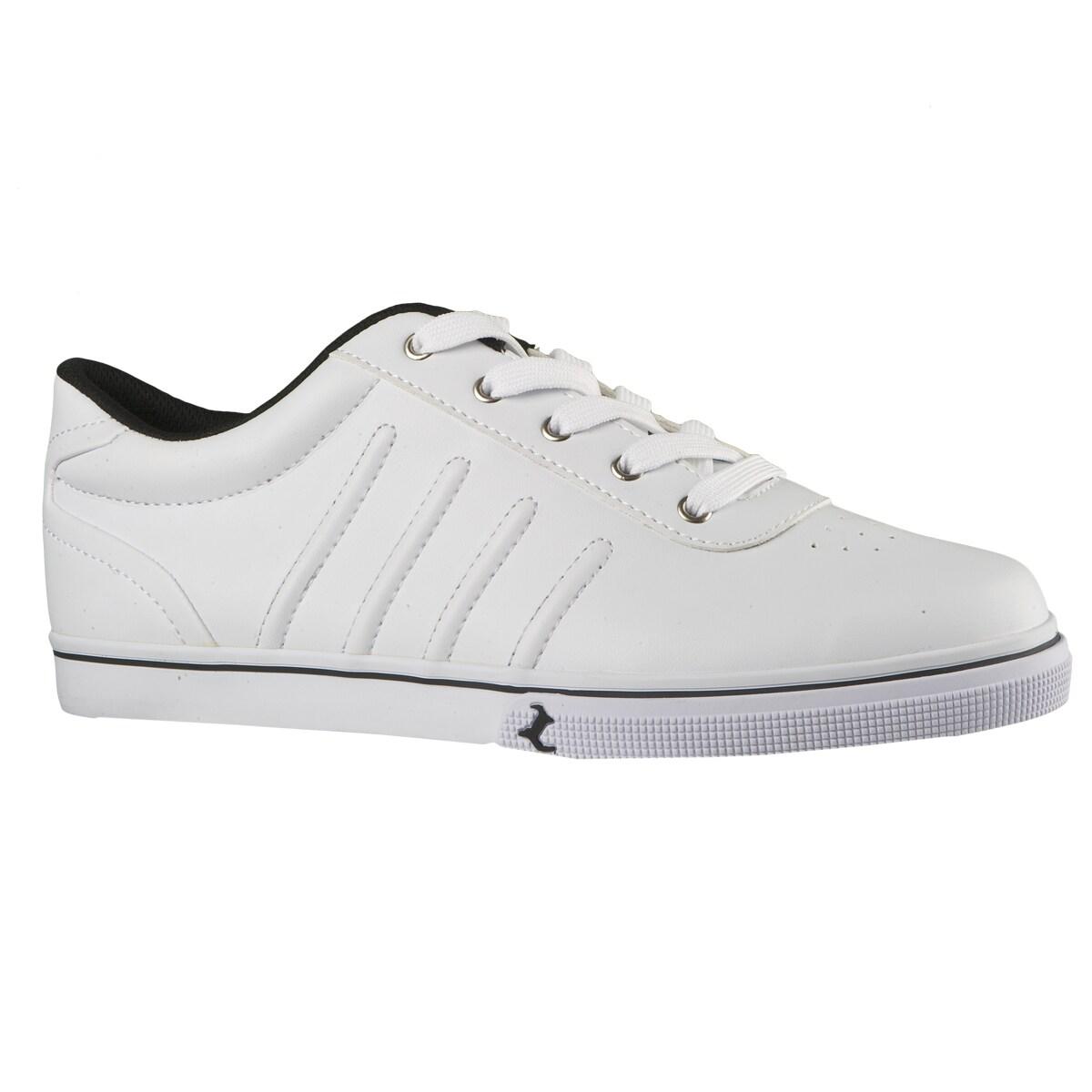 Lugz Men's 'Revolt' White Sneakers