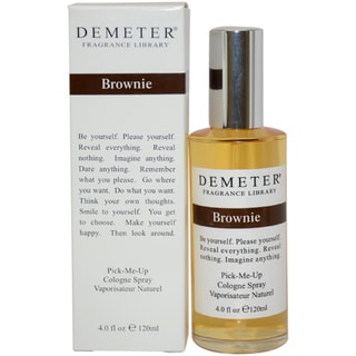 Demeter Brownie Perfume Women's 4-ounce Cologne Spray