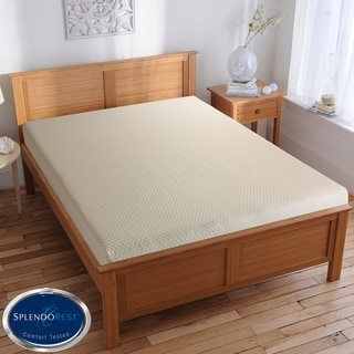 Splendorest Select Your Comfort 11-inch Cal King-size Memory Foam Mattress-In-A-Box