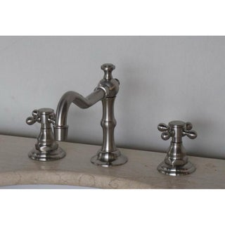 8 inch widespread faucet overstock shopping great for Bathroom 8 inch faucets