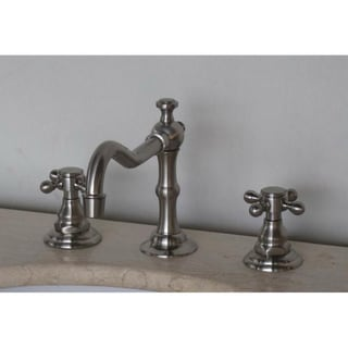 8 inch widespread faucet overstock shopping great for Bathroom 8 inch spread faucets