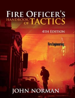 Fire Officer's Handbook of Tactics (Hardcover)