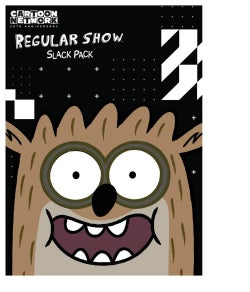 Regular Show: The Slack Pack (DVD)