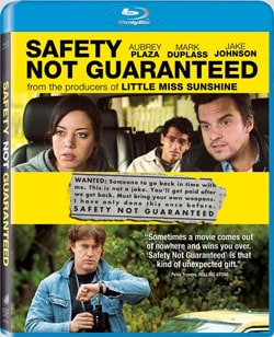 Safety Not Guaranteed (Blu-ray Disc)
