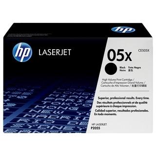 HP CE505XC High Yield Black Contract Original LaserJet Toner Cartridg