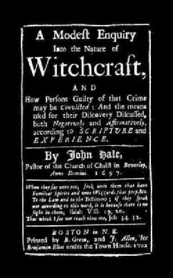 Modest Enquiry into Nature of Witchcraft (Paperback)