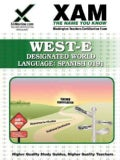 Designated World Language: Spanish 0191 : Teacher Certification Exam (Paperback)