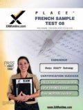 Place French Sample Test 08 (Paperback)