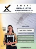 Nmta Middle Level Mathematics 24: Teacher Certification Exam (Paperback)