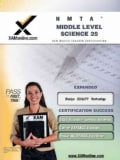 Nmta Middle Level Science 25 (Paperback)