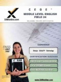 Ceoe Osat Middle Level English Field 24 (Paperback)