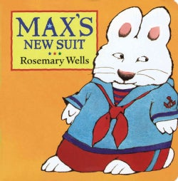 Max's New Suit (Board book)