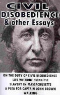 Civil Disobedience and Other Essays (Paperback)