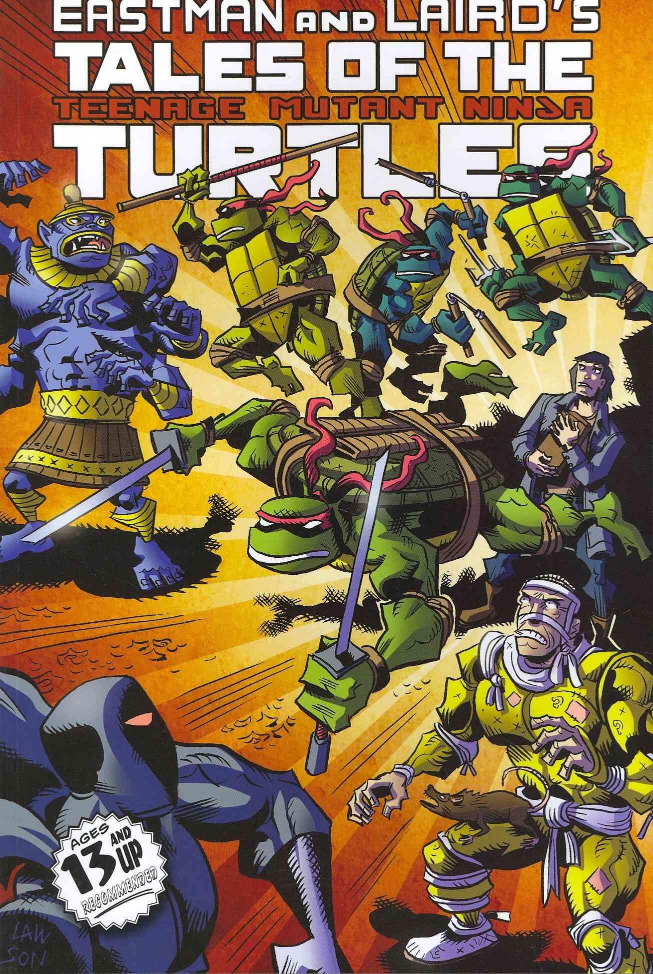 Tales of the Teenage Mutant Ninja Turtles 1 (Paperback)