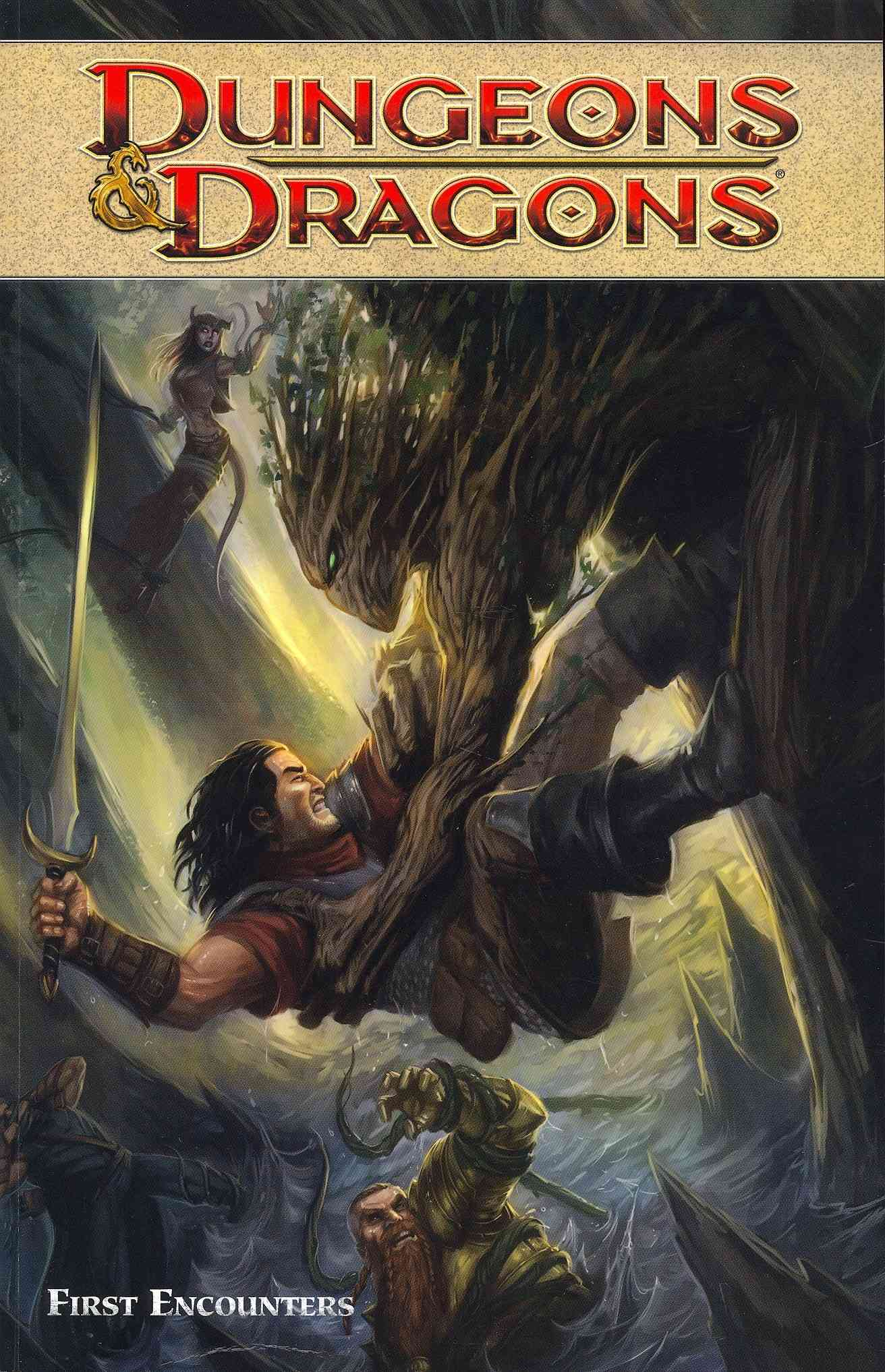 Dungeons & Dragons 2: First Encounters (Paperback)