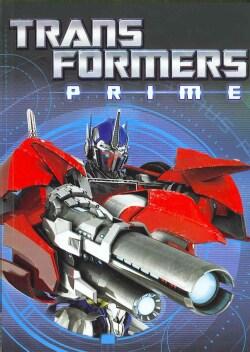 Transformers Prime: The Orion Pax Saga (Paperback)