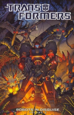 Transformers: Robots in Disguise 2 (Paperback)