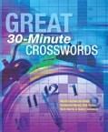 Great 30-Minute Crosswords (Spiral bound)