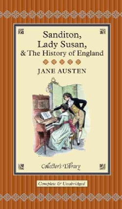 Sanditon: Lady Susan & the History of England (Hardcover)