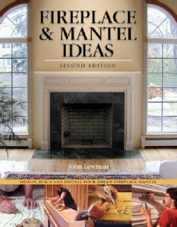 Fireplace & Mantel Ideas (Paperback)